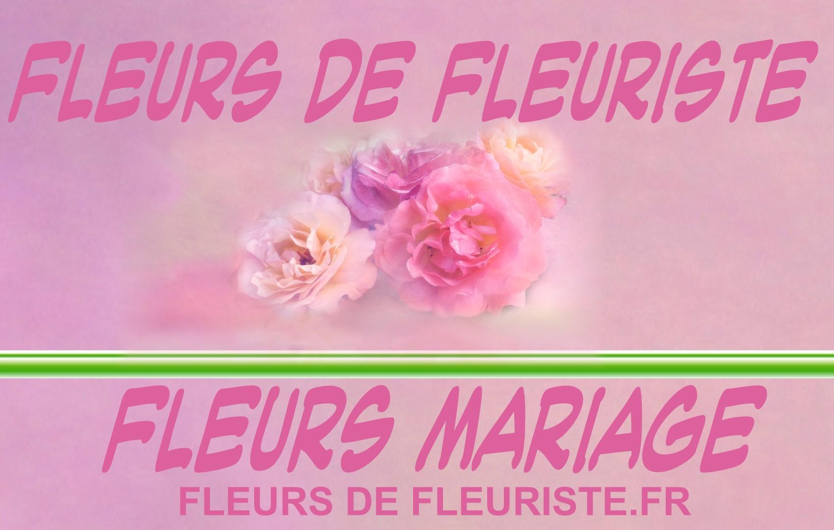 Envoyer des fleurs mariage