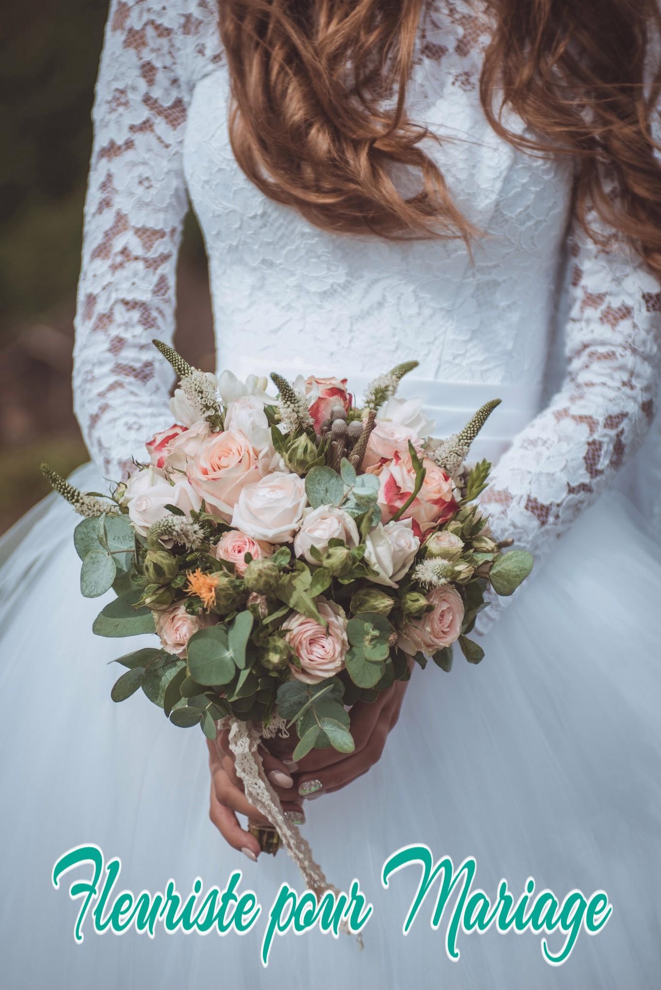 BOUQUETS DE MARIÉE OPIO- WEDDING FLEURISTE MARIAGE OPIO