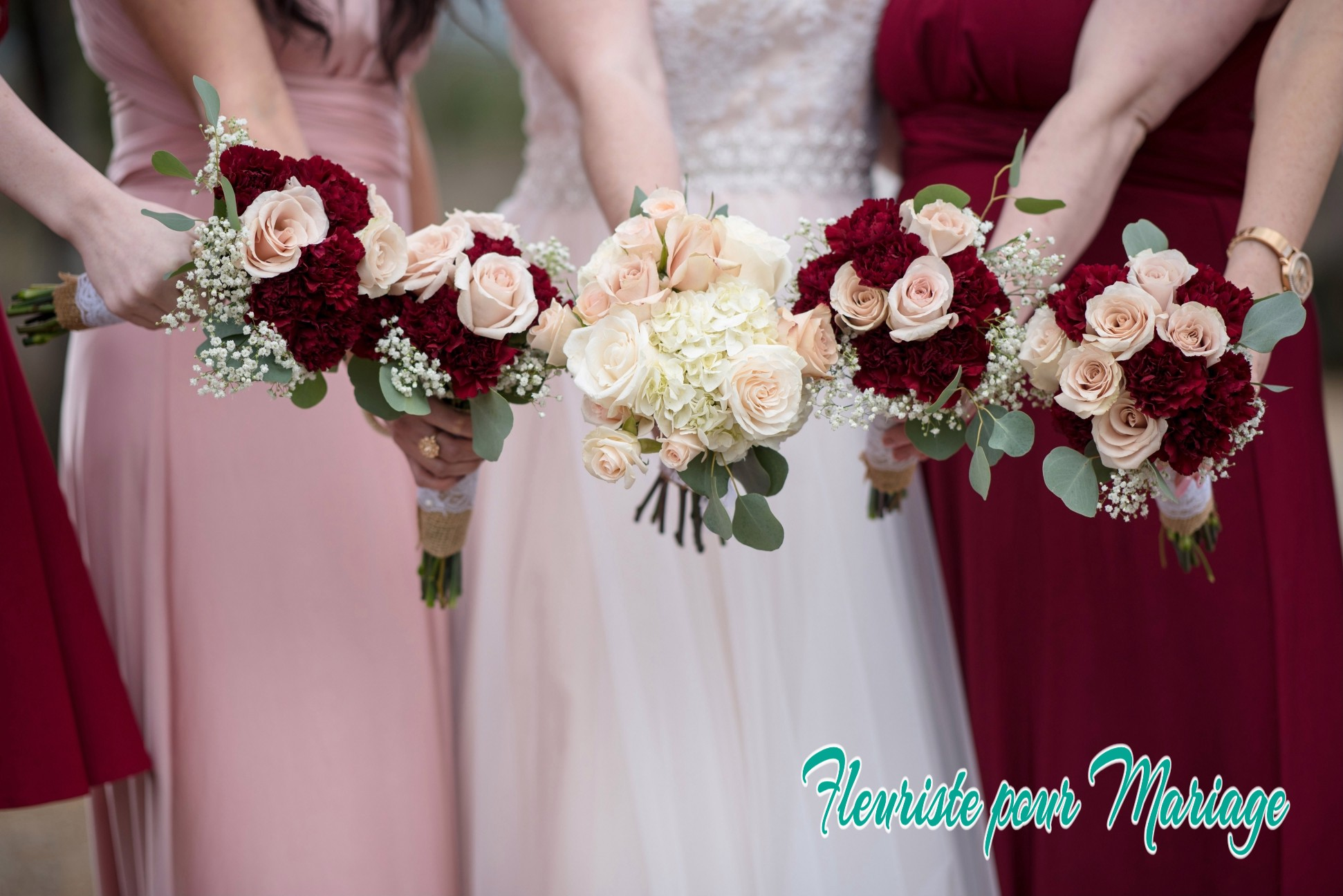 BOUQUETS MARIAGE