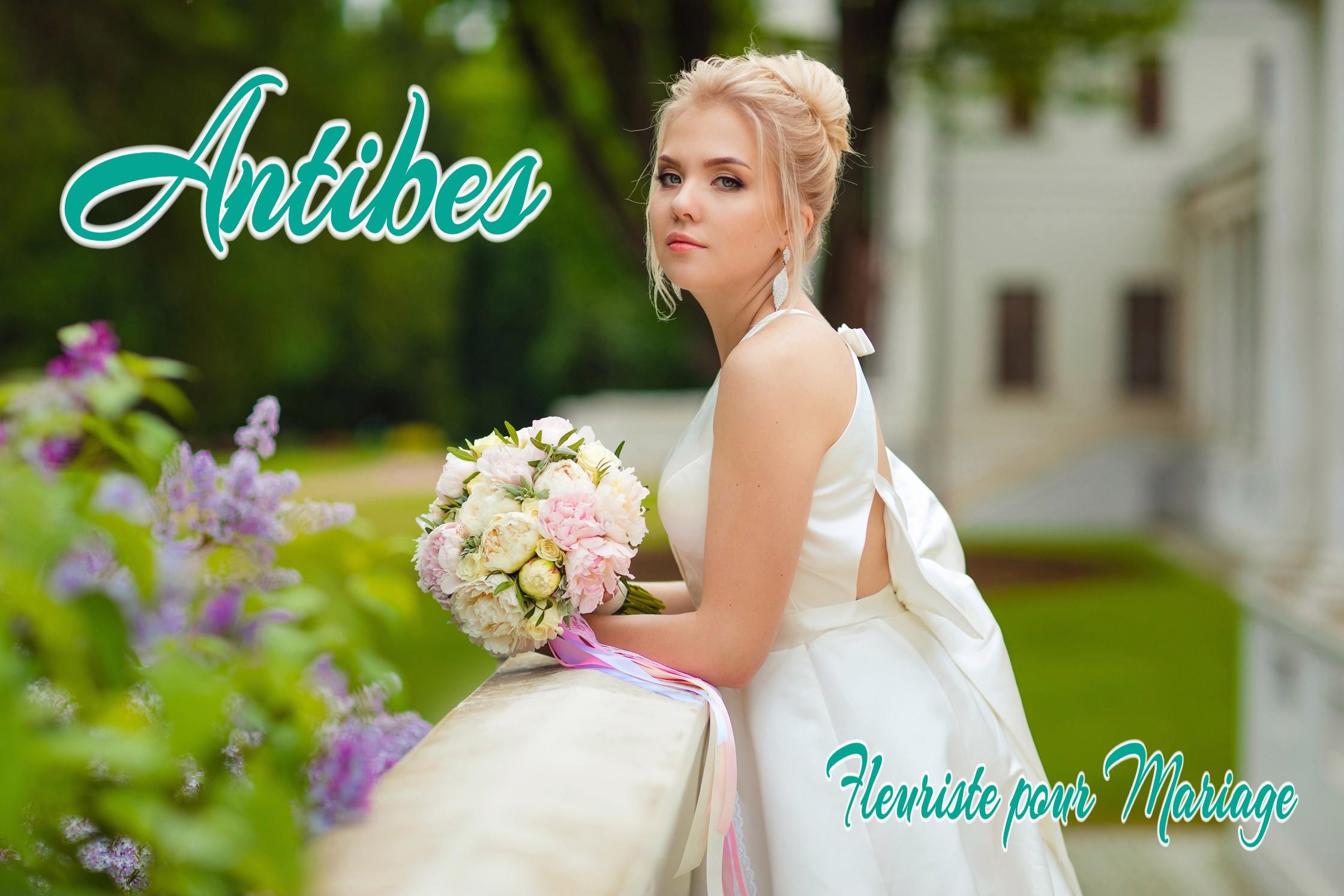 FLEURISTE MARIAGE ANTIBES - fleurs mariage ANTIBES - WEDDING PLANNER ANTIBES - TRAITEUR ANTIBES