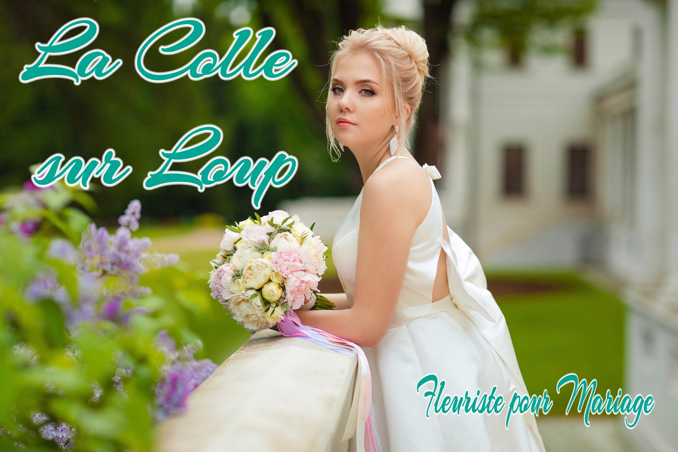 FLEURISTE MARIAGE LA COLLE SUR LOUP - fleurs mariage LA COLLE SUR LOUP - WEDDING PLANNER LA COLLE SUR LOUP - TRAITEUR LA COLLE SUR LOUP