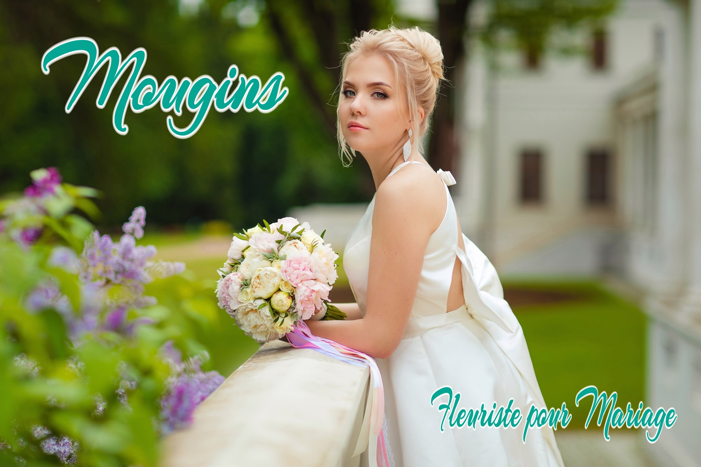 FLEURISTE MARIAGE MOUGINS - fleurs mariage MOUGINS - WEDDING PLANNER MOUGINS - TRAITEUR MOUGINS