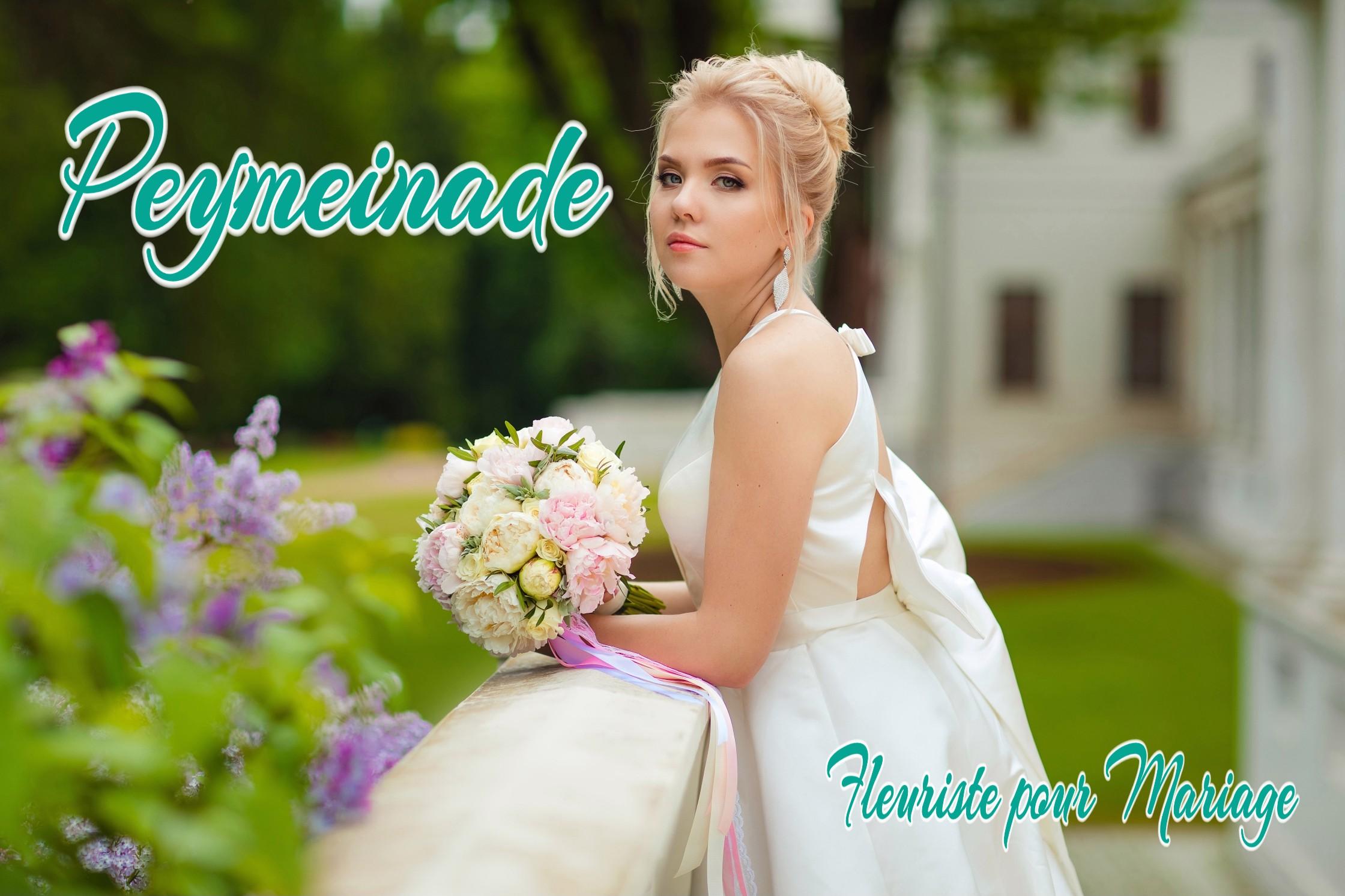 FLEURS MARIAGE PEYMEINADE