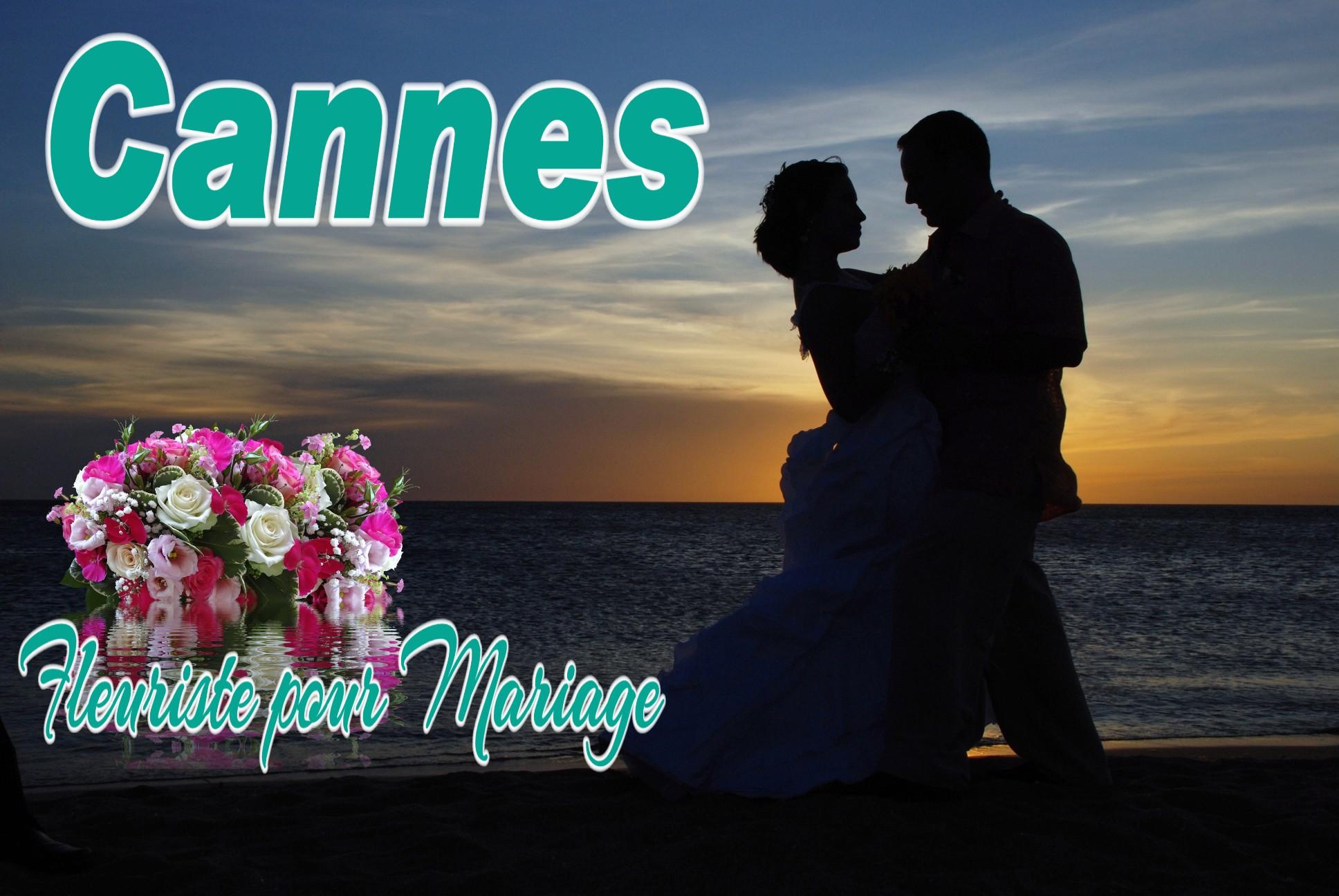 FLEURISTE MARIAGE CANNES - WEDDING FLOWERS CANNES