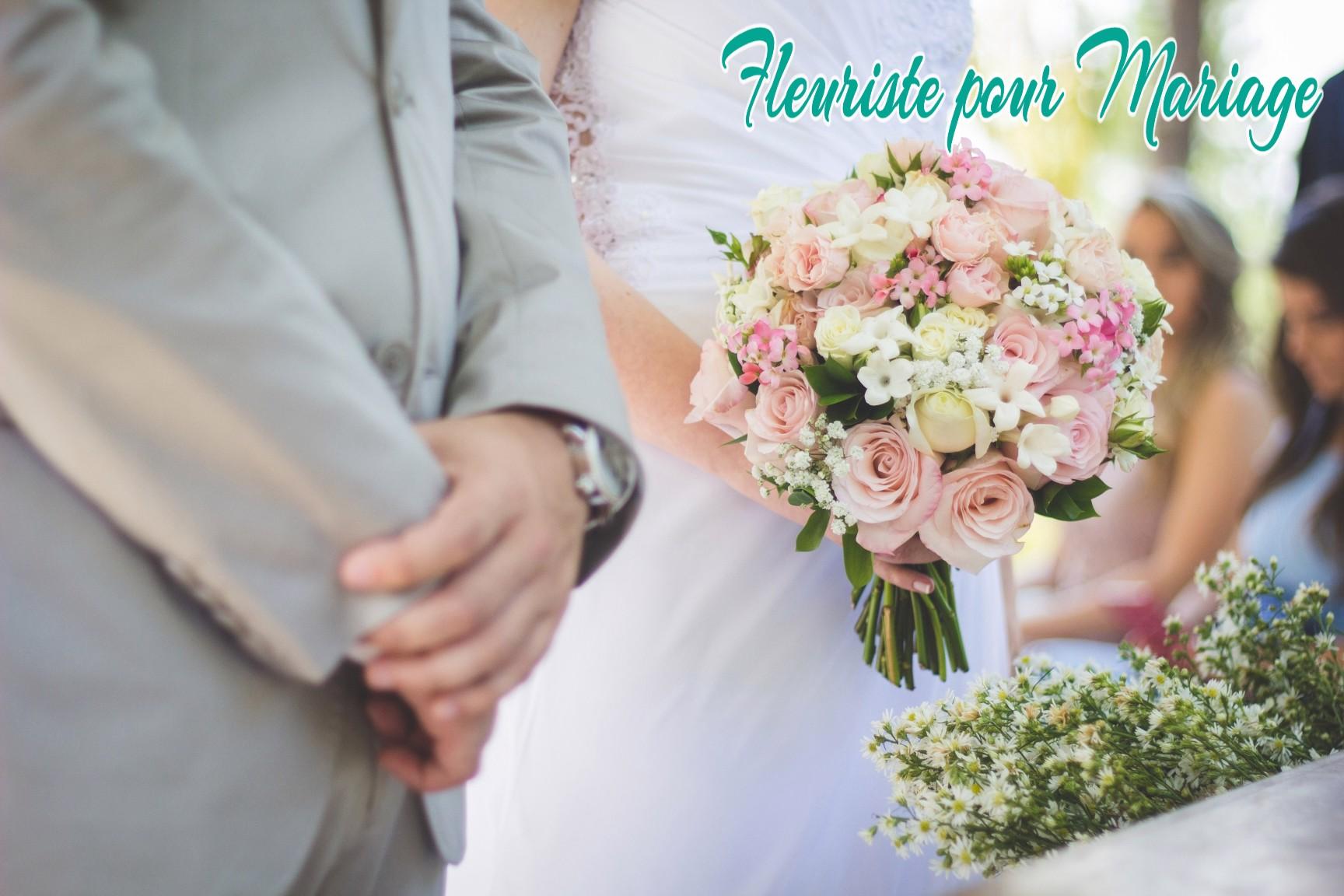 DECORATION FLORALE POUR MARIAGE CANNES - FLEURISTE CANNES