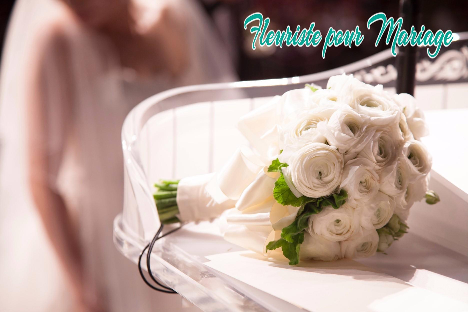 Fleuriste Mariage Cannes - Décoration florale de Mariages